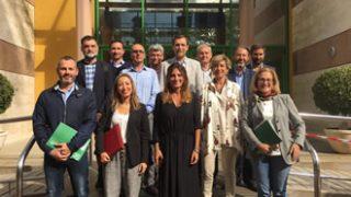 Se crea la I Comisión Intersectorial de Familias para trabajar en el Plan de Familias de Andalucía