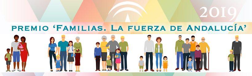 Premio Familias La Fuerza de Andalucía